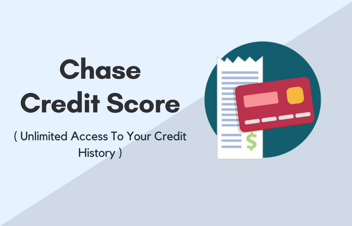 Credit Score Chase unlimited access