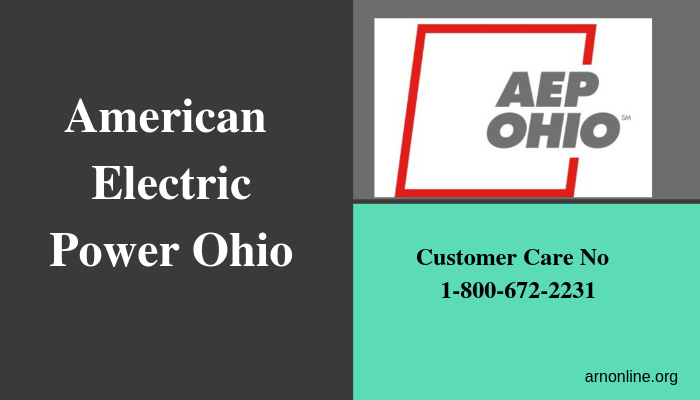 AEP Ohio Customer support