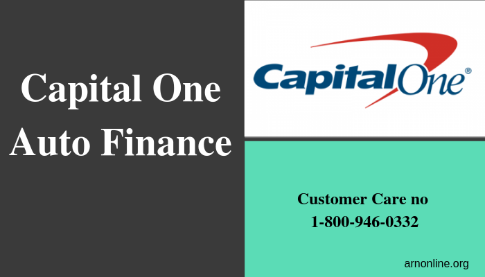 Capital One Customer Support