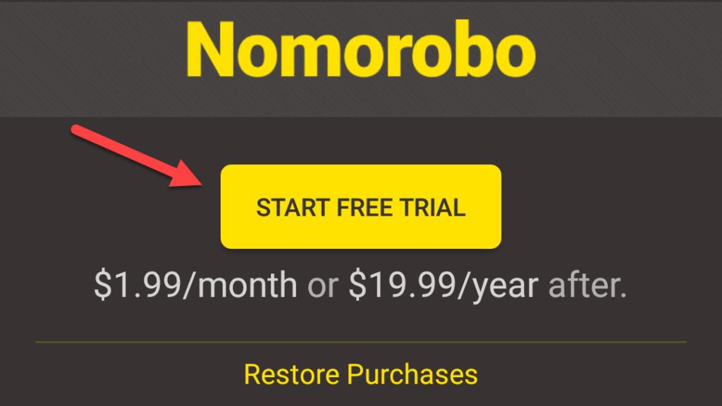 Nomorobo Start Free Trial
