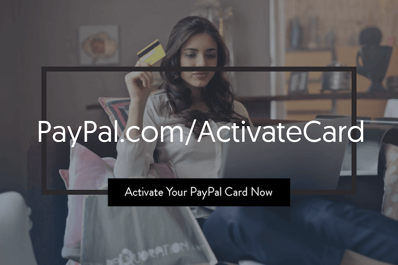 PAYPAL.COM-ACTIVATECARD