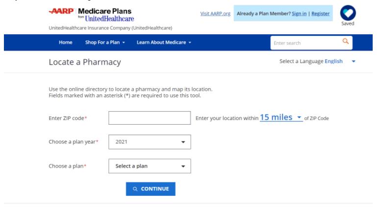 my-aarpmedicare.com/login