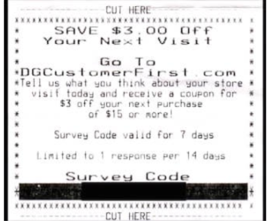dgcustomerfirst-surveycode