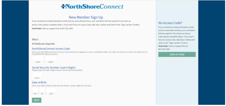 northshoreconnect.org/signup